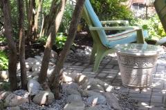 After Backyard Patio Oasis