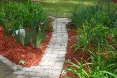 After Centre Garden Area #2