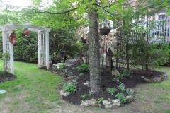 After Arbor Garden