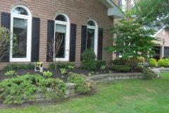 After Front West-side Garden