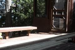 Before Gazebo/Dining Deck Area