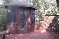 After Gazebo/Dining Deck Area