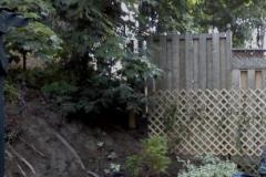 Before West Garden in Hillside