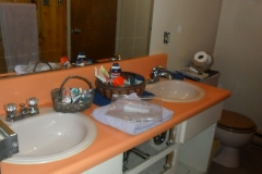 Before Reno of Guest Bathroom #2